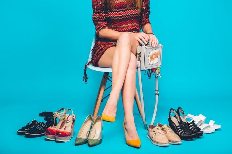 fornecedores de calçados para revenda